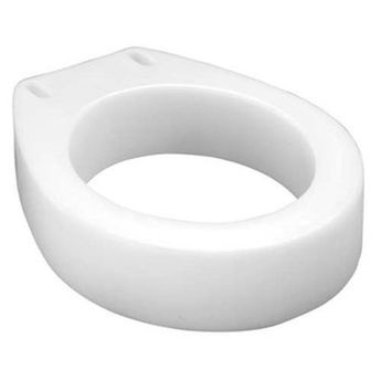Cool Aquasense 3 Way Raised Toilet Seat White 4 In 770 618 Theyellowbook Wood Chair Design Ideas Theyellowbookinfo
