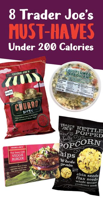 8 Trader Joe's Must-Haves Under 200 Calories