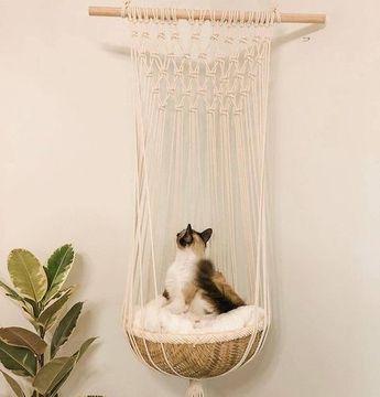 DIY Basket for Cat