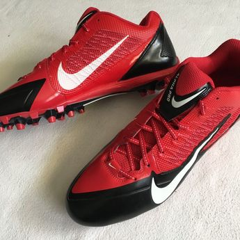 timeless design 90e7f da006 Atlanta Falcons - Nike NFL Alpha Pro TD PF Men s Football Cleats size 14   95