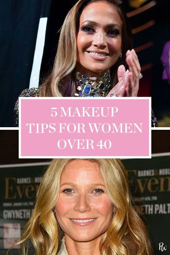 5 Crucial Makeup Tips for Women Over 40