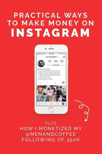 How to make money on instagram - In depth Instagram course