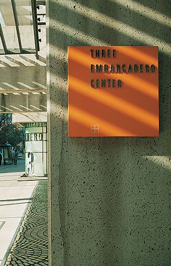 Embarcadero Center Identification