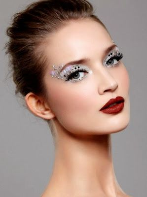 Sparkling New Year's make up #shoppricelesscontest
