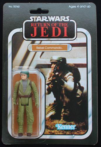 Return of the Jedi Rebel Commando