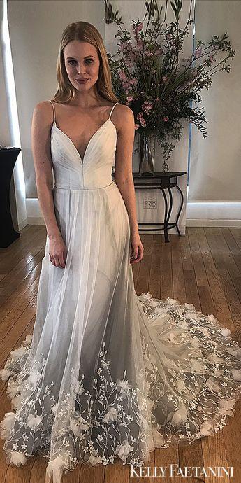Incredible Kelly Faetanini 2019 Wedding Dresses