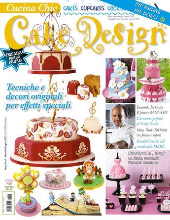 Cucina Chic Cake Design Oct 2012