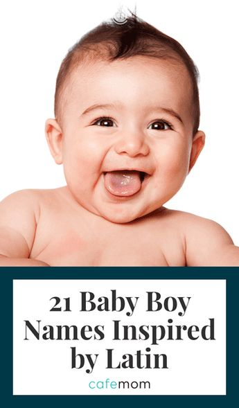 These Latin baby names for boys are too delicious to pass up. Not only are they unique, but they're true classics as well. For moms and dads who want a baby name that is stable, honorable, and true, check out this wonderful list of Latin baby boy names. #babynames