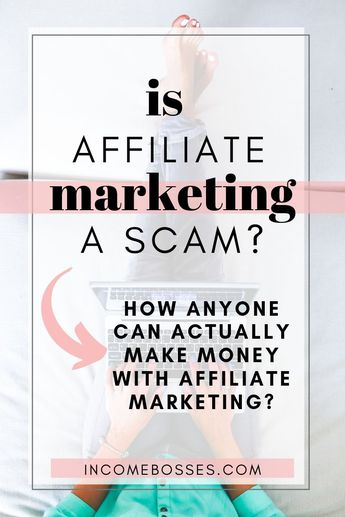 How to make money with affiliate marketing - with and without a blog.   What is affiliate marketing?