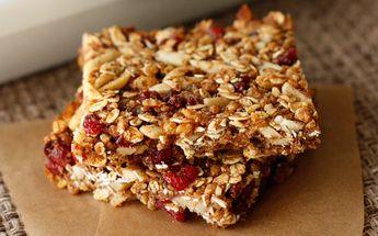 Almond Energy Bars