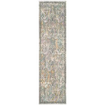 Safavieh Mystique Gray/Light Blue 9 ft. x 12 ft. Area Rug