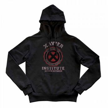 X-MEN ; Xavier Institute ( hoodie )