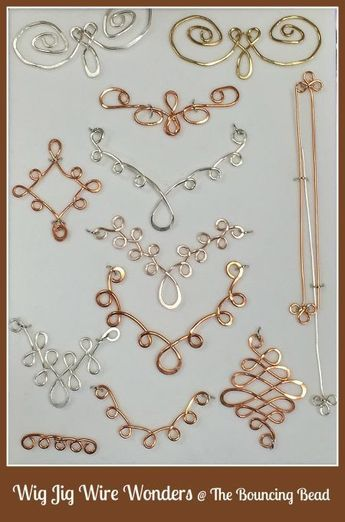 wire jig templates - Google Search... by marion