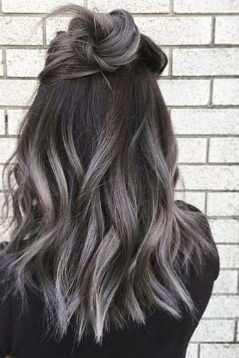 grey hair? dont care! Check out these grey hairstyles that will leave you stunned.  #grey #hair #beauty #fashion #amazing #shocking