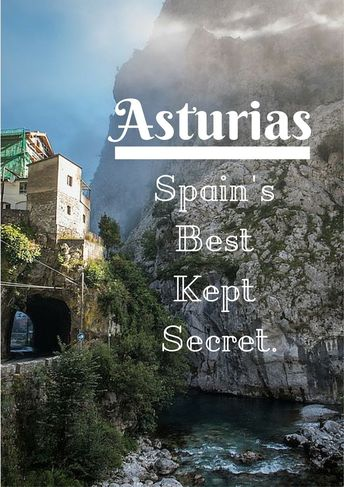 The fairytale Spain I was hesitant to write about. I want to keep this magical place all to myself! Here's why the region of Asturias is Spain's best kept secret. | devourtours.com
