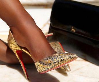 Louboutin shoes #Shoeshighheels