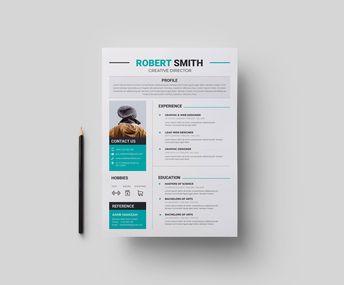 Elegant Print Resume Templates 002942 - Template Catalog