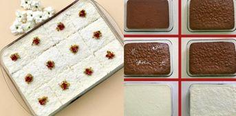 5 Dakikada Kakaolu Gelin Pastası