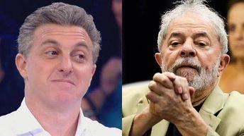 Lula e Huck conversaram por telefone durante viagem em jatinho