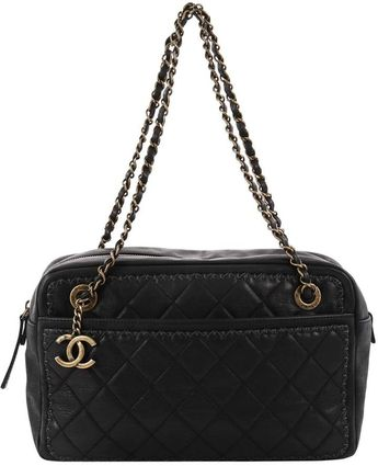 bb2f3304fa03 Chanel Camera leather handbag