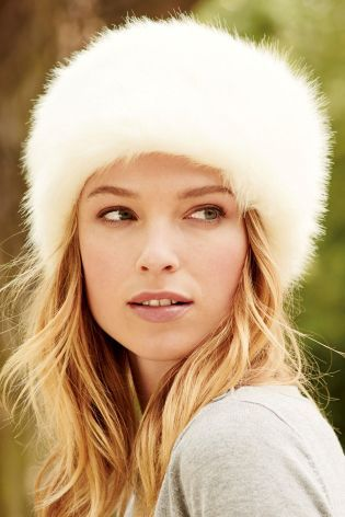 5652027be66 Gorski Silver Fox Fur Headband