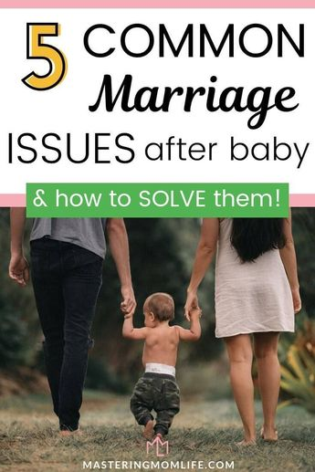 Want to keep your marriage after kids health? Find out the 5 most common marriage issues after baby and how to solve them! These marriage tips and marriage advice will transform your marriage. Keep your marriage thriving & happy! #marriageadvice #marriagetips #marriedlife #marriage