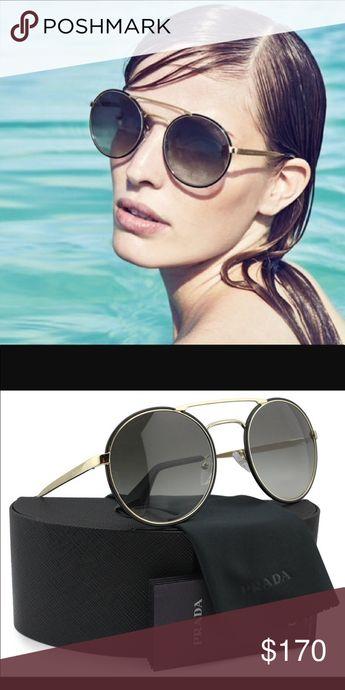445deb2e9cef Prada Sunglasses SPR51s New!🎈 Prada Sunglasses SPR51s color 1AB-0A7 New!🎈
