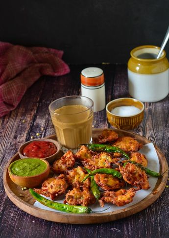 Cabbage Pakoda- Crisp, delicious and easy to make cabbage fritters As the Monsoon season is already started in India and the cool breezy weather demands for some thing hot, fried and spicy. Roasted corn on the cob and different types of pakoras are made regularly in every house and also sold on the road side...Read More »