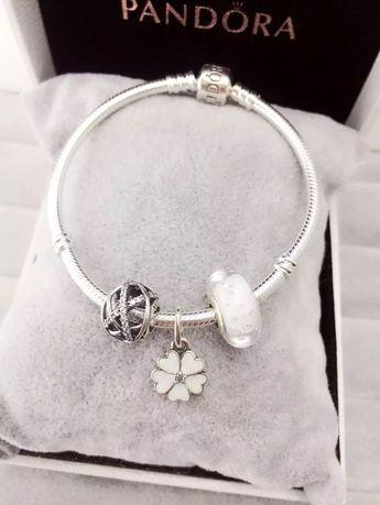 Tendance Bracelets - 50% OFF!!! $119 Pandora Charm Bracelet. Hot Sale!!! SKU: CB01114 - PANDORA Brace...