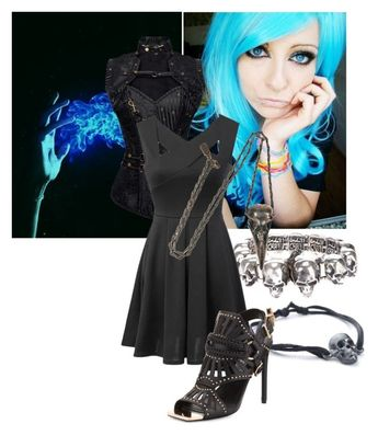 Hades daughter Holland~descendants ~ Ha