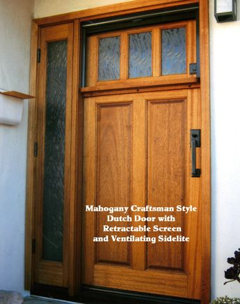 C Dutch Door 002