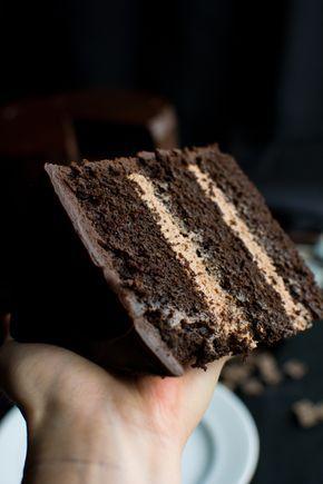 Miss Trunchbull's Chocolate Cake