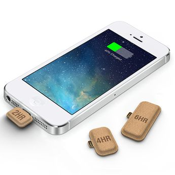 These Tiny Batteries Are the Most Portable Phone Chargers Yet via Brit + Co.
