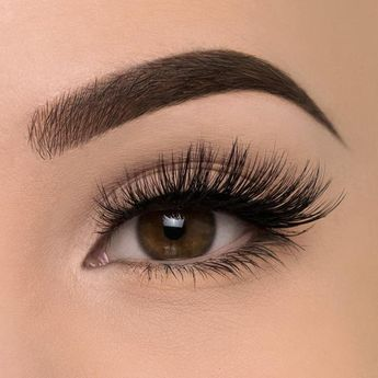 Reusable Handmade Siberian Mink 3D Messy Cross Long False Eyelashes