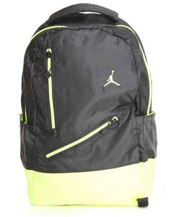 01eb8c6166c1 Nike Air Jordan Backpack Bag Laptop Tablet Black Green Men Women Boy Girls   Nike
