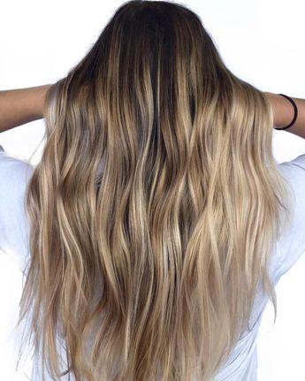 """✨BALAYAGE & BEAUTIFUL HAIR on Instagram: """"Wheat Fields 🌾 By @hairbysarayah #bestofbalayage #showmethebalayage"""""""