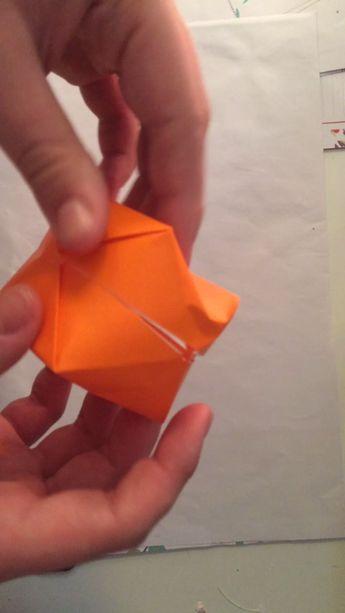 Paper Folding Tutorial