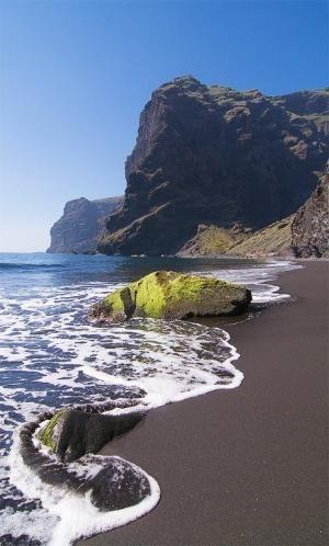 Playa de Masca, Tenerife, Canary Islands by Eva0707