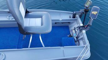 Boat Dolly Pelican Bass Raider 10e