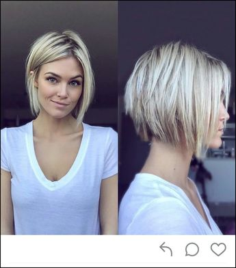 15 Popular Short Hairstyles For Round Face Shape