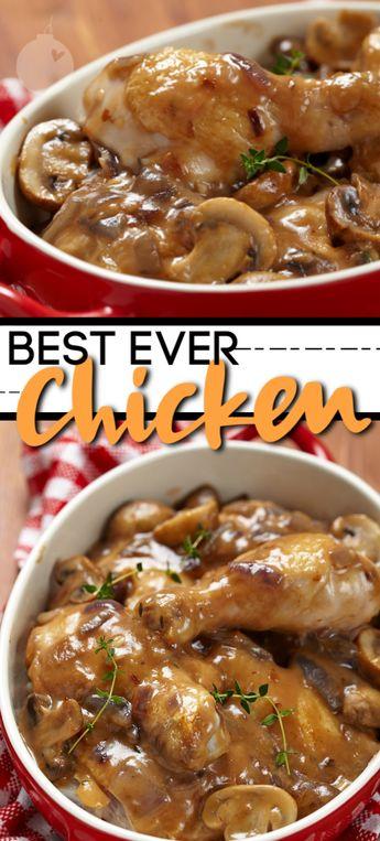 Best Ever Chicken