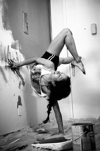 10 unbelievably gorgeous photos of pro dancers in their homes