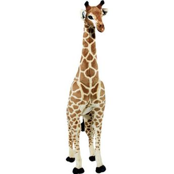 Friendly Giraffe Oversized Stuffed Animal