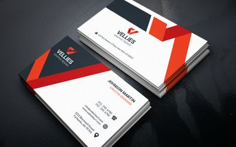 Martin Business Card Corporate Identity Template #69480