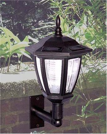 Hardware House Outdoor Jelly Jar Light - Satin Nickel