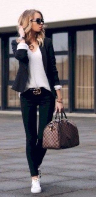 20 Amazing Work Outfits for Fall