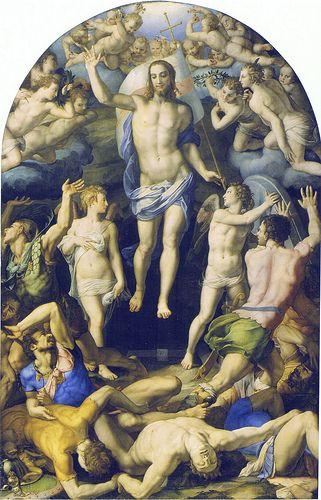 Bronzino - Resurrection (1552)