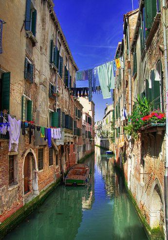 Venice...of course!
