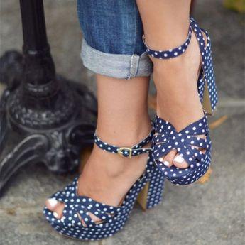 3 Sandálias Vintage FSJ Shoes