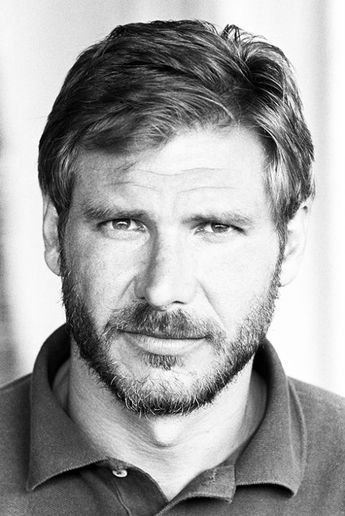 Harrison Ford was voted the 46th Greatest Movie Star of all time by Entertainment Weekly. - Karina Arauz